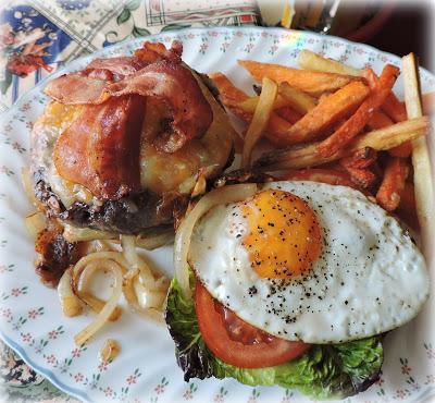 Tina's Burgers