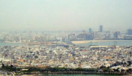 Bahrain Population Density