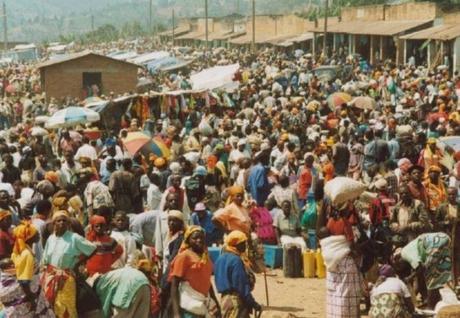 Rwanda Population Density