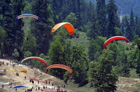 Best Tourist Places For Summer Vacation in India