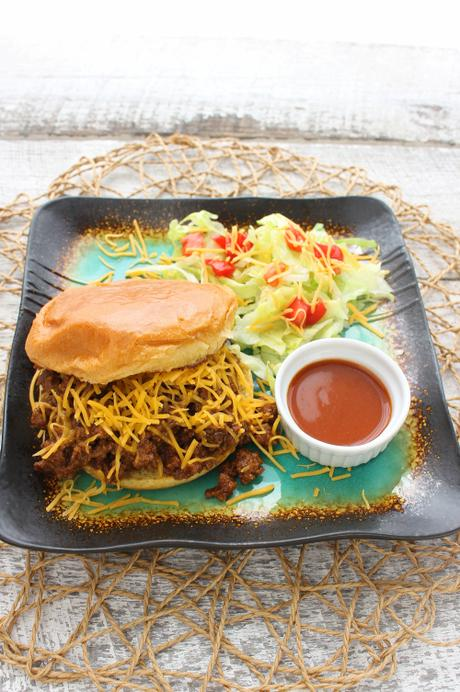 Bell Beefer (Taco Sloppy Joe)