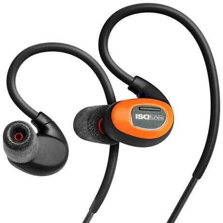 IsoTunes Pro Noise Canceling Earbuds