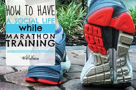 How To Have A Social Life While Marathon Training