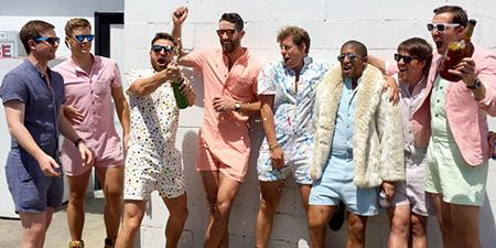 Rompers for Guys