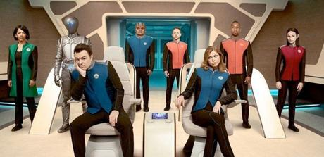 Fox Somehow Managed to Get a Star Trek Spoof Show Ready Before CBS Could Figure Out Star Trek: Discovery