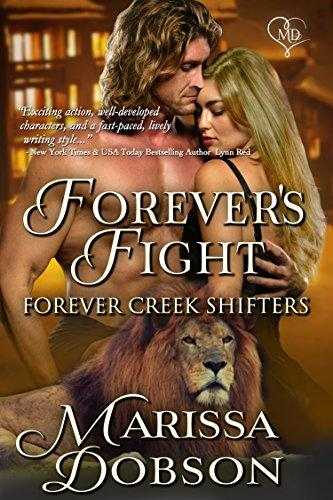 Promo Tour for Forever's Fight by Marissa Dobson