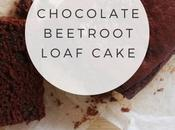 Recipe: Chocolate Beetroot Loaf Cake