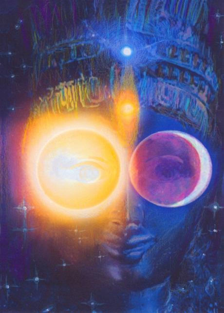 Gemini – Ardhanari, the Male-Female God