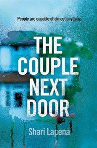 Talking About The Couple Next Door by Shari Lapena with Chrissi Reads