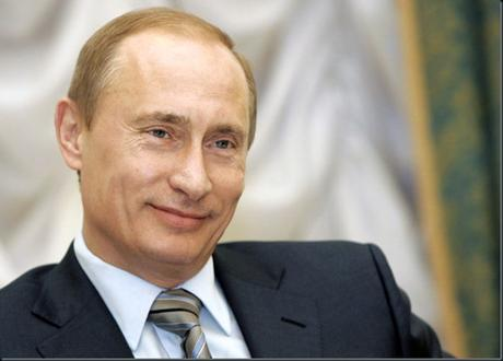 Vladimir Putin – Sitting pretty as the rest of the world is in panic mode