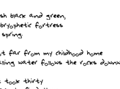 Blackledge Falls Verse (Poems