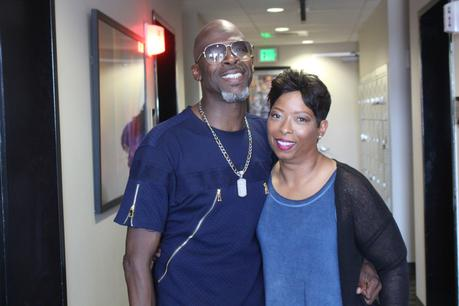 "Ricky Dillard Talks New Single ""I Survived It"" With Maurette Brown Clark"