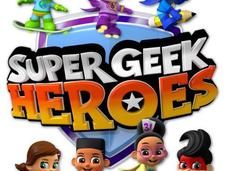 SuperGeek Heros Animated Series Competition