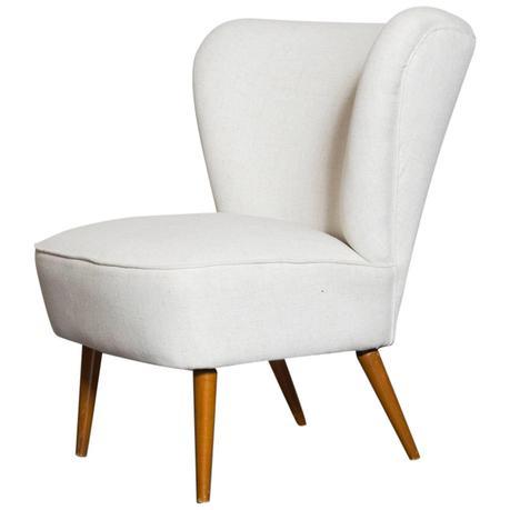 Armless Lounge Chair