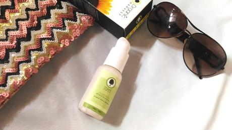 Sweat-free Suncare with Organic Harvest Triple Action Sunscreen with SPF30