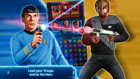 Star Trek ® – Wrath of Gems