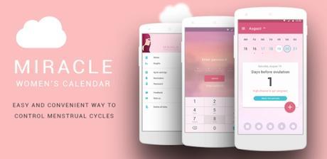Miracle Women`s Calendar