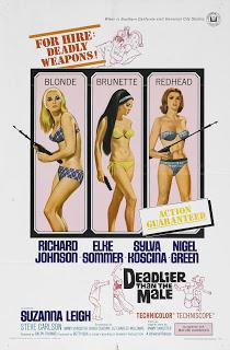 #2,354. Deadlier Than the Male  (1967)