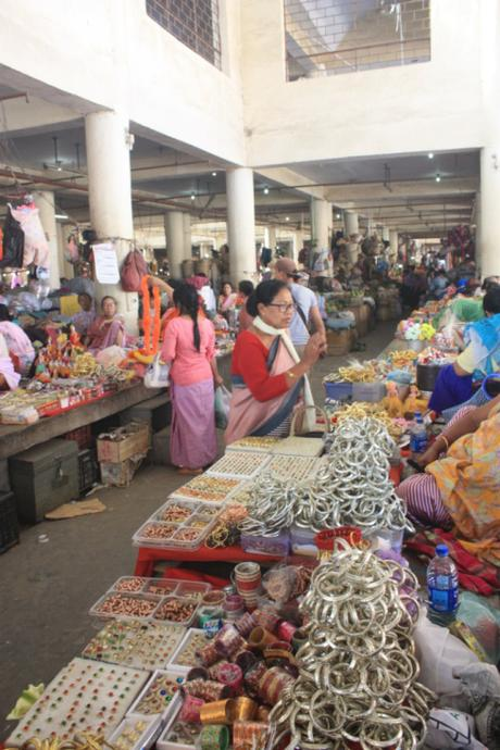 DAILY PHOTO: Ima Market, Imphal
