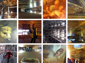 Close Painted Hall Ceiling Greenwich ORNC Plus Good Cheap Food