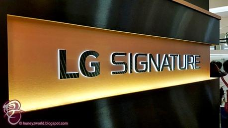 Experience The Signature of LG Technology At ION Today!