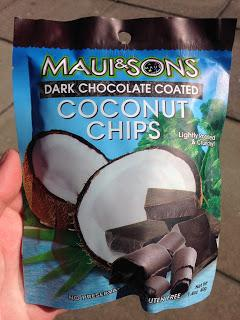 Maui & Sons Dark Chocolate Coconut Chips