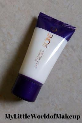 Oriflame The ONE IlluSkin Face Primer Rreview