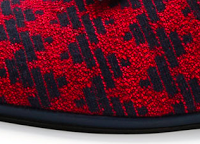Print Revolution:  Salvatore Ferragamo Fabrio Knitted Fabric Slipper