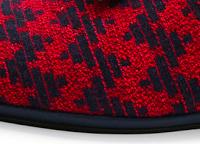 Print Revolution:  Salvatore Ferragamo Fabrio Knitted Fabric Slipper