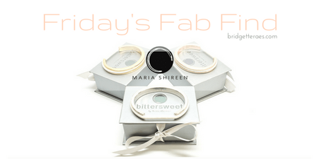 Friday's Fab Find: Maria Shireen Hair Tie Bracelets