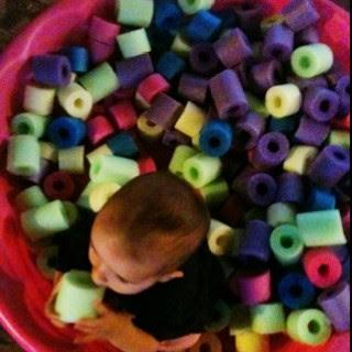 Image: Ball Pit Play, by Jessica Baudin-Griffin of intellidance.ca