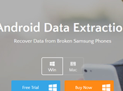 Android Data Extraction: Recover from Broken Samsung Galaxy