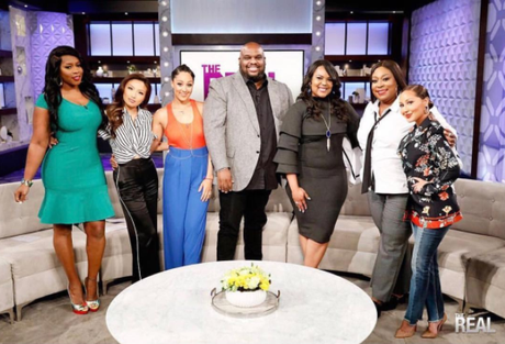 Watch: Pastor John Gray And Wife Aventer Gray On The Real Daytime