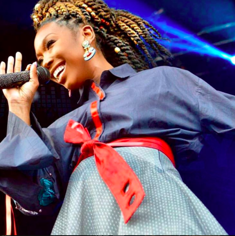 Brandy Asks God To Continue To Use Her & Promises To Cut Back On The Clap Backs