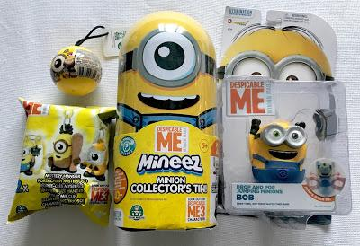 Despicable Me Mineez are Here!