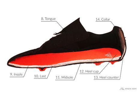 Anatomy Of An Athletic Shoe Paperblog