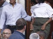 Spotted: Barack Michelle Obama Vacationing Italy
