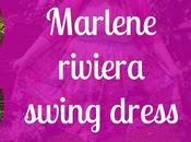 Lindy Marlene Riviera Swing Dress