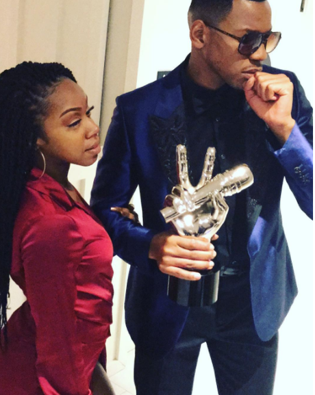 The Voice Winner Chris Blue Can Give His Fiancee' The Wedding Of Her Dreams