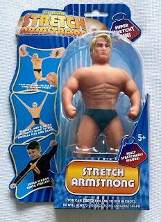 Mini Stretch Armstrong Review
