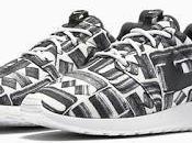 Shoe Nike Roshe Print Sneakers