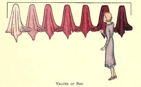 1930s-Fashion---The-Art-of-Color-in-Dress-values of red