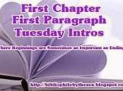 First Chapter Paragraph (May