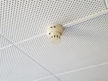 Every hotel/motel i've been to, I always add some eyes to the smoke detector on the ceiling; people will probably notice them after they went to bed and look up. Suprise ! ;)