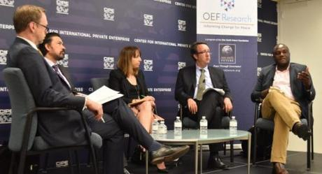 Democracy that Delivers #70: Role of Business in Fragile States