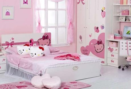 15 Ideas About Hello Kitty Bedroom Decor and Makeover