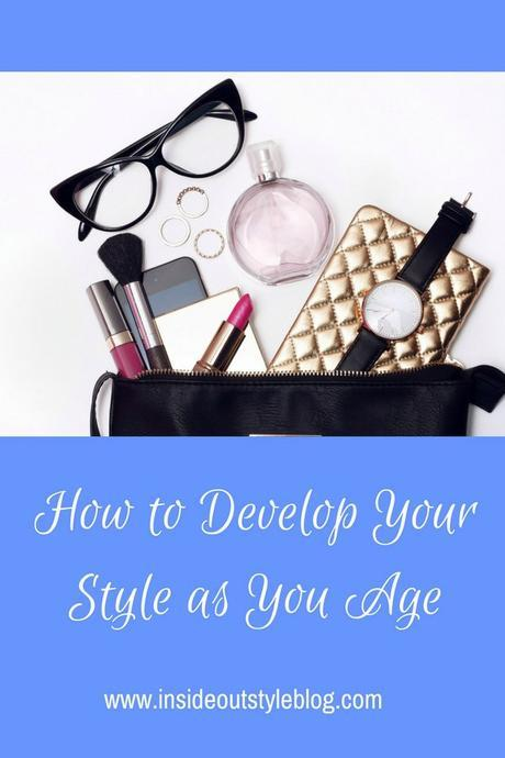 How to Develop Your Style as You Age