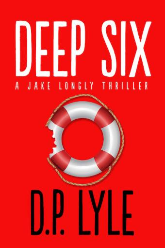 DEEP SIX Nominated for the Shamus Award