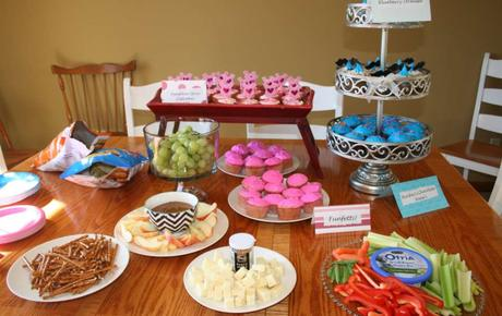10 Gender Reveal Party Food Ideas for Family