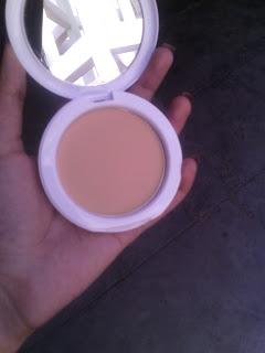 maybelline compact shell